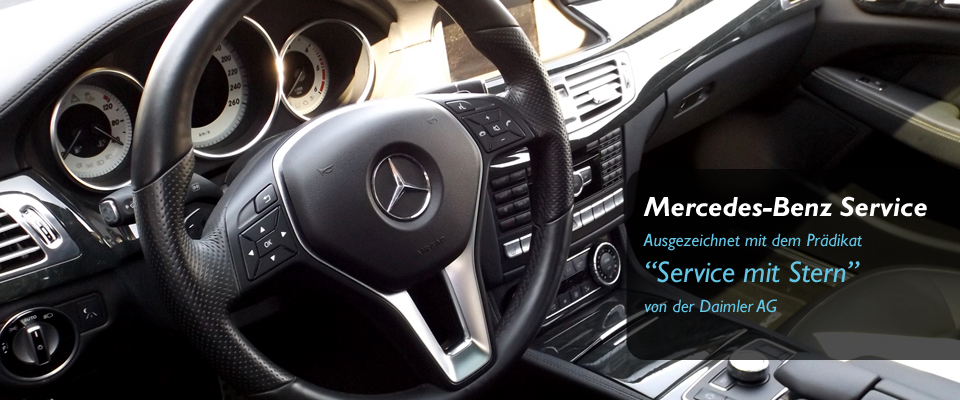 Mercedes-Benz Service-Partner